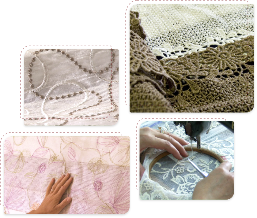 Know-how - embroidery designer